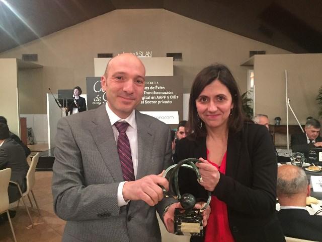 El proyecto myAPPs de la URJC ganador en la novena edición del premio asLAN