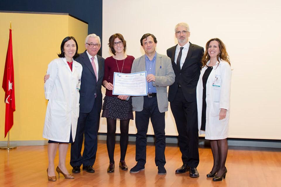 El profesor de enfermería Ángel Lizcano Álvarez galardonado con el Premio Nacional de Investigación en Enfermería del Hospital Gregorio Marañón