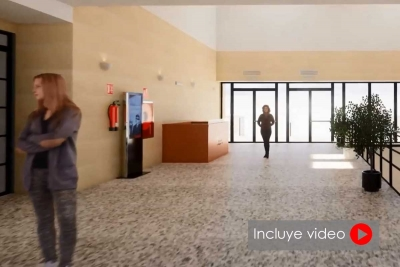 Edificio Gestion Realidad Virtual