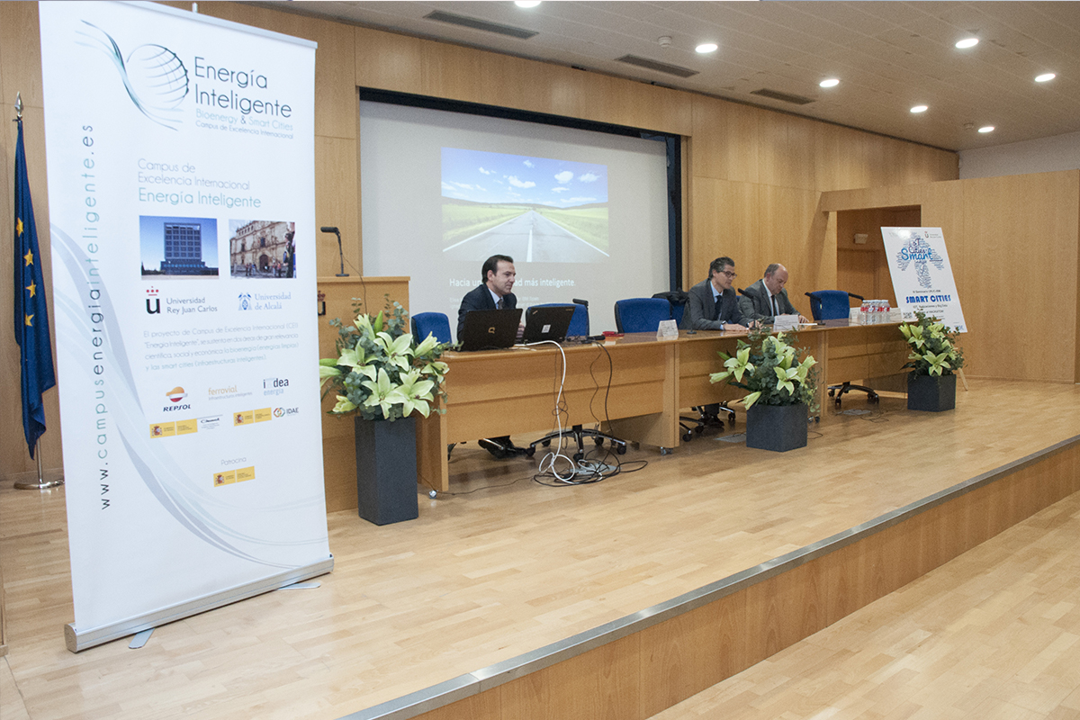 Tercera edición del Seminario Smart Cities URJC-IBM