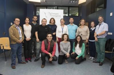 Participantes en los programas de atracción de talento investigador se reúnen en la URJC