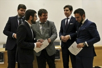 III torneo de debate 'British Parliament' en el Campus de Madrid