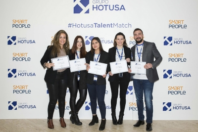 Equipo URJC Hotusa Talent Match