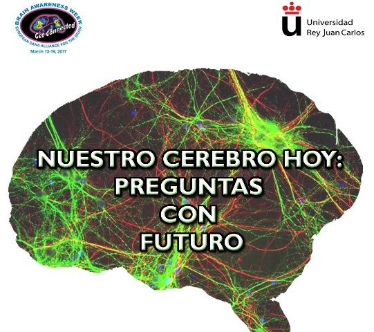 La URJC se une a la celebración de la Semana Mundial del Cerebro