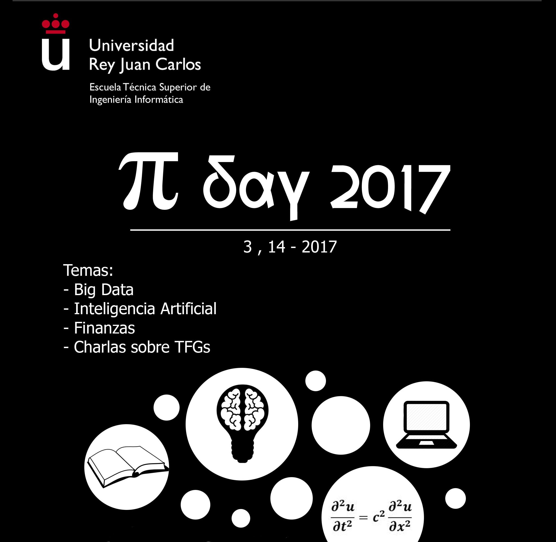 La URJC se suma a la celebración del 'Día de Pi'