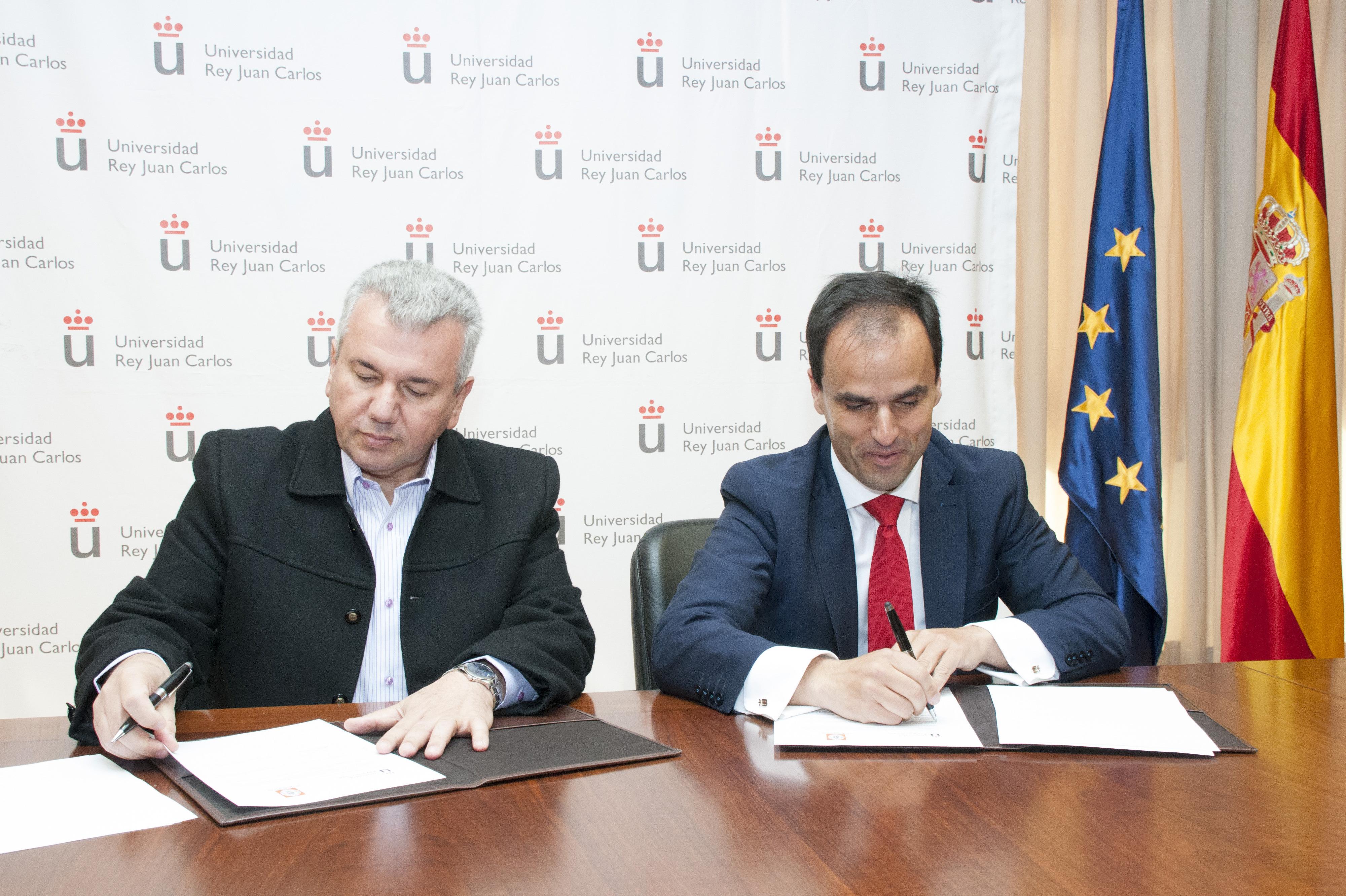 La URJC y la Universidad de San Buenaventura de Cali firman un convenio de colaboración