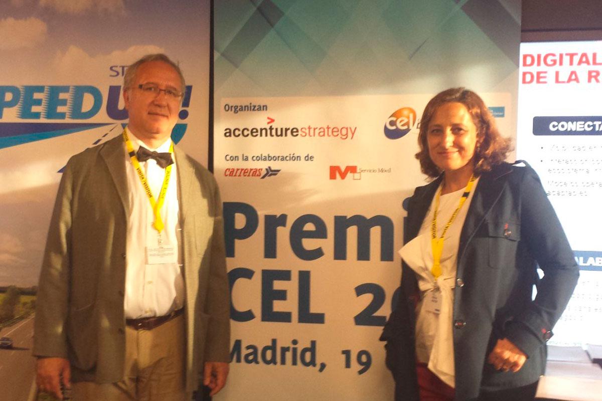 La tesis doctoral de Gonzalo Fernández Valero, presentada en la URJC, galardonada con el I Premio CEL Universidad 2017